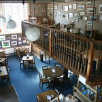 The Old Market Hall provides a spacious and relaxed atmosphere for all our visitors