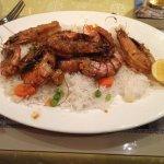 Gambitas con arroz