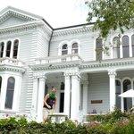 Das Haus mit der Veranda