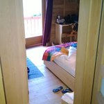 camera e porta d'ingresso