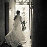 mariés dans la kasbah