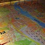 City floor map