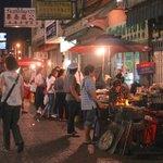 The neighbourhood (Chinatown)
