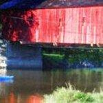 West Montrose Covered Bridge (Kissing Bridge)