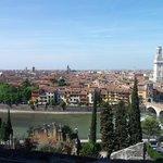 Cidade vista do alto do museu