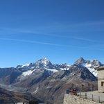 A caminho de Zermatt