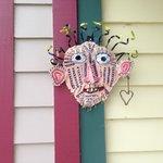Art at Joey's Birdhouse, McKittrick MO