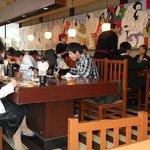 Familiar Japanese Food in Beijing