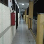 Aptos para corredores abertos geram barulho.