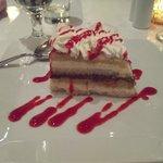 Amaretto House Cake