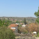 Vista desde afuera de la casa 1