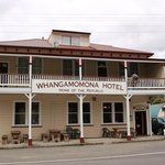 Whangamomona Hotel - an unforgettable experience