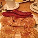 World famous pancakes