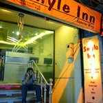 Smyle Inn Entrance