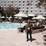 piscina hotel sheraton santiago