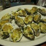 Best oysters rockefeller EVER!