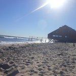 Malibu state beach