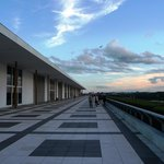 Kennedy Center - the Terrace
