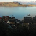 Viev from McCaig's of Oban