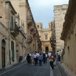 Typical Street in NOTO