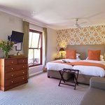 Room 4 King/Twin Bed with ensuite Shower Room