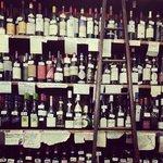 fantasia di bottiglie