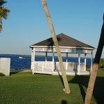 Gazebo Area on Lake Monroe