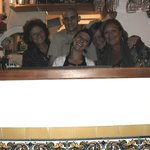 Foto con le donne del gruppo