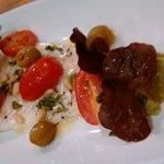 filetto di pesce alla siciliana