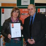 Platinum Award 'Eat Well in Cherwell' Scheme