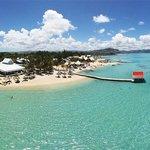 Aerial view of Preskil Beach Resort