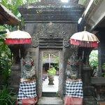 Puri Garden Entrance