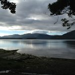 Loch Lein Lake - on our gorgeous our walk only metres from our hotel