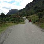 Gap of Dunloe - lovely walk in heavenly setting