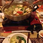 Preparación del Hot Pot
