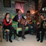 An evening at Molly Gallivan's - exceptional entertainment