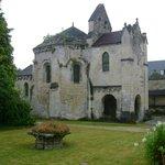 Vieux Laon : la chapelle des templiers