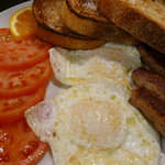 Fresh, made to order breakfast served until 2:30pm