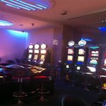 Slot smoking area