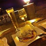 Dinner & wine at Las Piratas