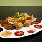 TAM TAM SAIGON - restaurant Vietnamien Bordeaux -Assiette Sumo