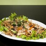 TAM TAM SAIGON - restaurant Vietnamien Bordeaux - Mi Wao pâtes croquantes sautées au porc, poule