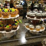 Wegman's new cupcake section