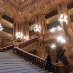 Interno Opéra Garnier