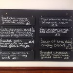 Our chalk boards
