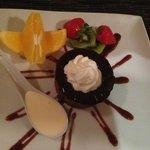Yummy Chocolate Mousse :)