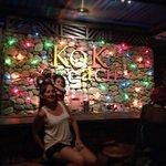 barra de Koki Beach