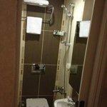 Blue Regency - Super budget room en-suite with shower over toilet
