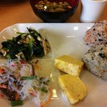 Toyoko Inn Daimon Hakodate Breakfast