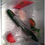 intérieur frigo